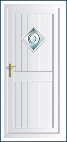 Exceptionnel Visage : Cornwall Door Panel
